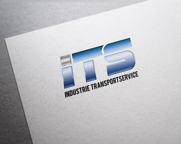 Logo Design Industrie Transportservice