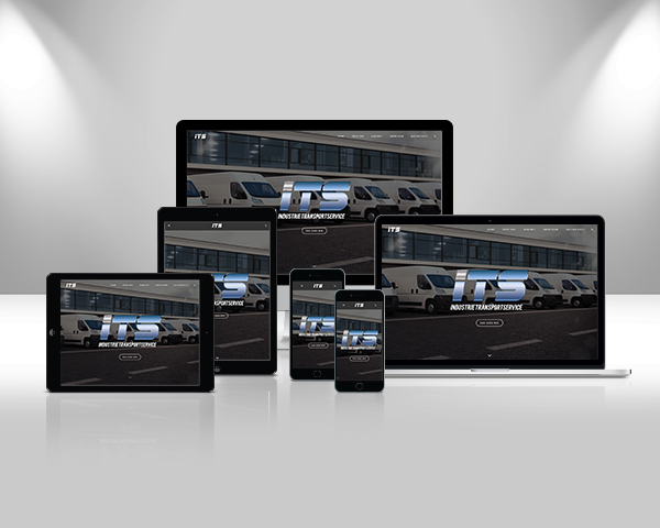 Responsive Web Design ITS - Industrie Transportservice